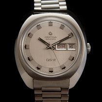 Certina Vintage Automatic DS-2 Day Date 25-652