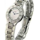 Cartier Must 21 Large Size. - on Stainless Steel Bracelet With...