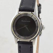 Maurice Lacroix Carree Damen Uhr Stahl/stahl Quartz 25mm