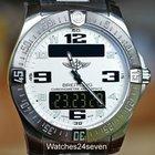 Breitling Professional Aerospace Evo 30th LTD Titanium White Dial