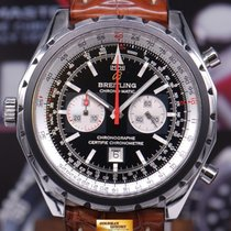 Breitling Chrono-matic Chronograph 44mm Automatic A41360 (near...