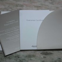 Jaeger-LeCoultre vintage kit warranty blank and booklet for...