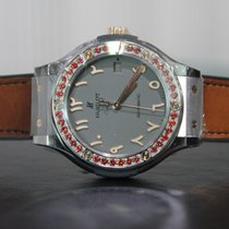 Hublot Dubai Vision III Ladies Diamonds