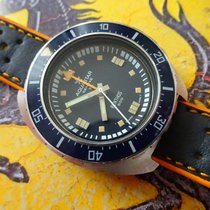 Aquastar Benthos 500 Divers-Chronograph in Top Conditions