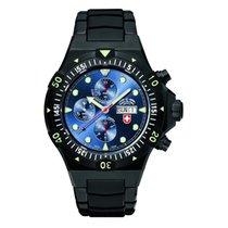 Swiss Military Watch Conger Nero Auto Chronograph 2557