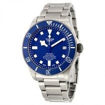 Tudor Pelagos Blue Dial Automatic Titanium25600TB-95820