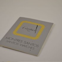 Cartier Anleitung Santos Quartz Vintage