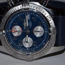 Breitling Avenger II Stainless Steel Automatic Chronograph