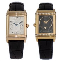 Jaeger-LeCoultre REVERSE Duetto R/G Night&Day with Diamond
