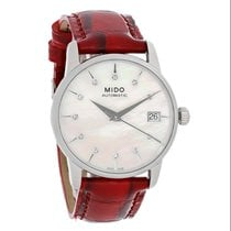 Mido Baroncelli Ladies Swiss Automatic Watch M007.207.16.106.00