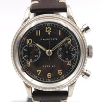 Auricoste J. AuricosteType 20  Military  Fly Back  Chronograph
