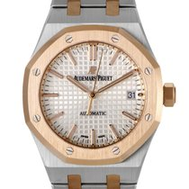 Audemars Piguet Royal Oak Womens Automatic Watch 15450SR.OO.12...