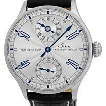"""Sinn """"Klassik B Regulateur"""" Mechanical Strapwatch."""