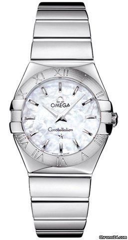 Omega Constellation Polished 27mm