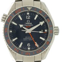 Omega Seamaster 600 Planet Ocean GMT Good Planet