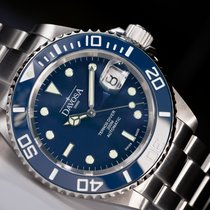 Davosa Ternos Ceramic Blue (Rolex Design)