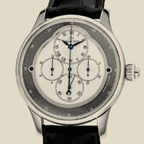 Jaquet-Droz Complication Chaux-de-Fonds  Chrono Monopusher Watch
