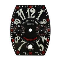 Franck Muller Conquistador 8005 K CC Black Custom Dial