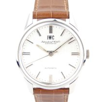 IWC Classic Vintage Cal 854 Steel 34mm