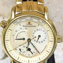 Jaeger-LeCoultre Geographic Yellow Gold 169.1.92