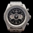 Breitling Bentley Supersports Stainless Steel Gents A2636412/BA22