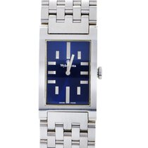 Wyler Vetta Men's Stainless Steel Quartz Watch 11934006