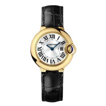 Cartier Ballon Bleu Quartz Ladies Watch Ref W6900156