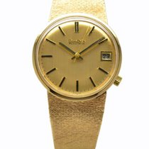 Bulova Accutron 9ct Solid Gold Tuning Fork Electronic Watch