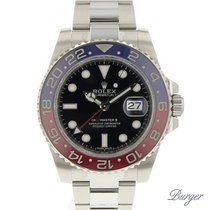 Rolex Gmt-Master II 116710LN STEEL with 116719 BLRO Bezel