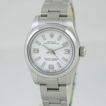 Rolex Oyster Perpetual Steel Case 369 Dial Ref. 176200