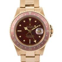 Rolex Gmt-master In Oro Giallo 18kt Ref. 16758