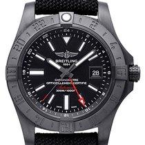 Breitling Avenger II GMT Black Steel M3239010.BF04.109W.M20BASA.1