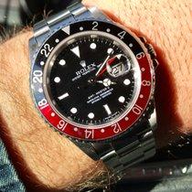Rolex GMT-Master II Rectangular Dial Ref 16710 série M (2008)