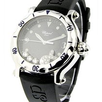 Chopard 28/8347-8 Happy Beach Fish in Steel with Floating...