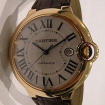 Cartier BALLON BLEU PG LEATHER XL W6900651