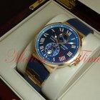 Ulysse Nardin Maxi Marine Chronometer 43mm 18kt Rose Go...