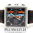 TAG Heuer Monaco Gulf vintage Limited edition 4000 pieces 1709