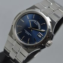 Vacheron Constantin Overseas Chronometer 35mm Blue with 1 Year...