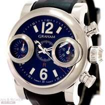 Graham Swordfish Ref-2SWAS Stainless Steel Box Papers 2007