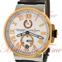 Ulysse Nardin Maxi Marine Chronometer Manufacture 45mm, Silver...