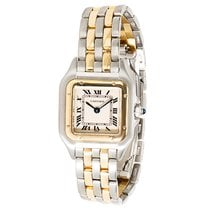 Cartier Panthere Two-Tone 18K Yellow Gold/Steel Quartz W25029B6
