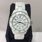 Chanel Ref. H0970 J12 Automatic White Ceramic 38mm Midsize...