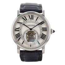 Cartier Rotonde Tourbillon Volant
