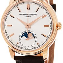 Frederique Constant Classics Moonphase FC-715V4H4