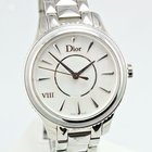 Dior VII Montaigne CD152110M002 Mother of Pearl Dial Watch