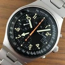 Sinn Top Condition  Sinn GMT Diapal 144 Automatic Chronograph