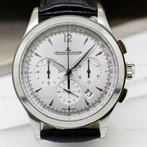 Jaeger-LeCoultre Q1538420 Master Chronograph SS Silver Dial...
