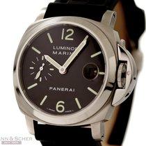 Panerai Luminor Marina 40mm PAM00048 Stainless Steel Box...