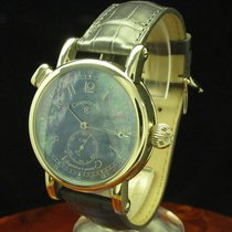 Chronoswiss Repetition A Quarts 18kt Gold Herrenuhr