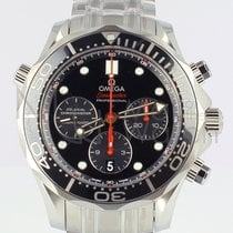 Omega Seamaster 300 M Diver Co-axial Chronograph 44mm 212.30.4...